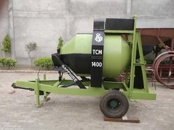 Tractor Concrete Mixer