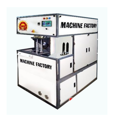 Compact Semi Automatic Hand Sanitizer Bottle Blowing Machine