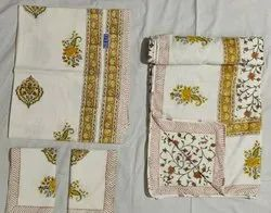 Hand Block Dohar Set