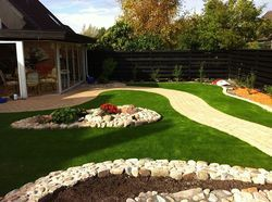 Path Landscape Artificial Grass