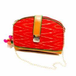 D-shaped Sling Bag