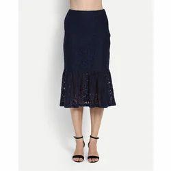 Girls Below Knee Skirts