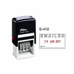 Shiny S-410 Self Inking Stamp