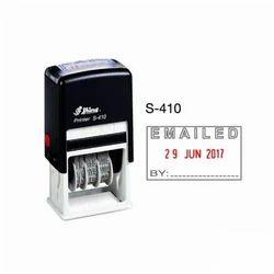 Shiny S-410 Self Inking Stamp
