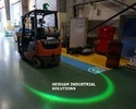 Forklift Safety Light ARC type HIS-FLWS-022 30W