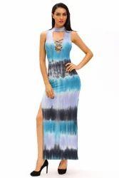 Stylish Slit Dress