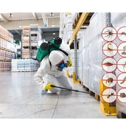 Industrial Spray Pest Control Services