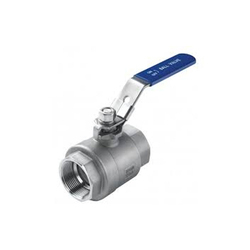Design Screwed End Ball Valves