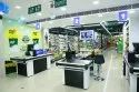 Provisional Store Checkout Counters