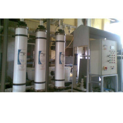 1000 LPH Ultrafiltration Plant