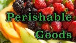 Perishable Goods Export Handling