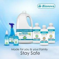 Bionova Ultimade Hand Sanitizer - Bulk Packing
