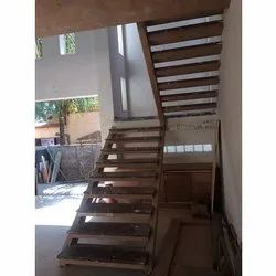 Mild Steel Stair Case