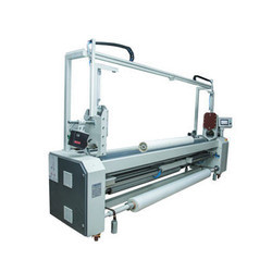 Fully Automatic Fabric Roll Packing Machine