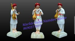 Marble Namdev Baba Statue