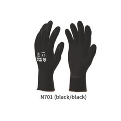 Sandy Nitrile Coating Glove