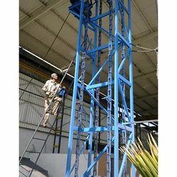 Vertical Hydraulic Elevator