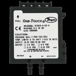 Low Differential Pressure Transmitter 616KD Series