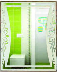 Glass Frosted Mirrors
