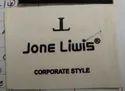 Cream Printed Label
