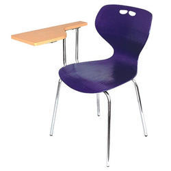 Purple Study Chair