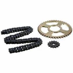 Talwar Mild Steel Concrete Mixer Chain Sprocket Kit