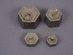 CPI-081 Hexagonal Weights With Ring