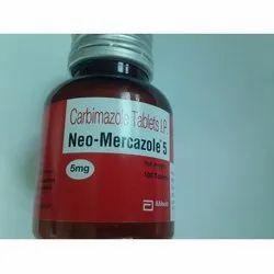 Neo Mercazole, Carbimazole