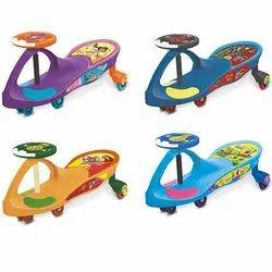 ABS Plastic Premium Magic Car, For School/Play School, Model Name/Number: 52173