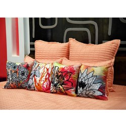 Cushion Covers Flower Pop