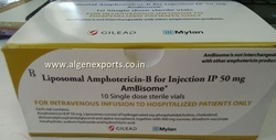Ambisome Liposomal Amphotericin B 50mg Injection