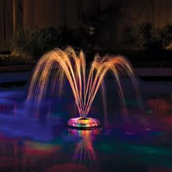 Floating Bell Fountains