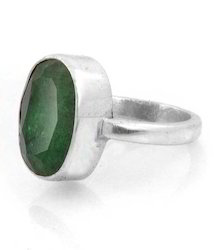 Panna Stone Ring