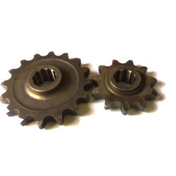 Rotavator Chain Sprocket Set