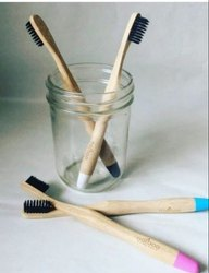Bamboo Toothbrush 100% Fungus Free with Report
