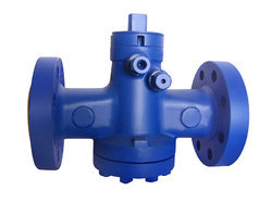 Oil Lubricated Plug Valve