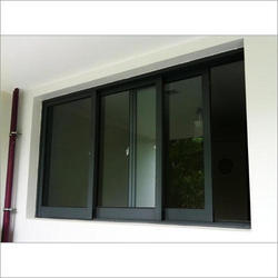 sliding window with screen design