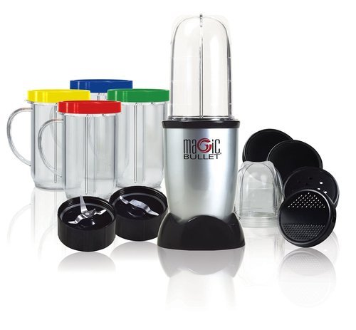 Magic Bullet Grinder Chopper Combo 21 Pcs Set