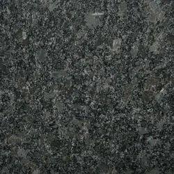 Steel Grey Granite Slab, 5-10 mm