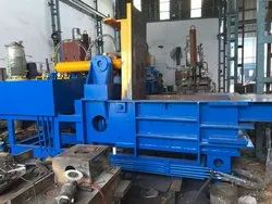 Triple Action Baling Machine