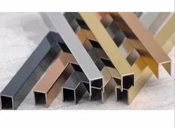 Stainless Steel Coloured Designer Profiles