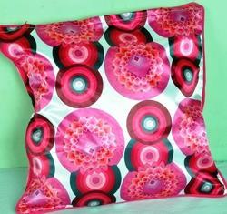 Cushions Printed On Silk Fabric