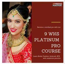 9 Weeks Platinum Pro Makeup & Hair Course