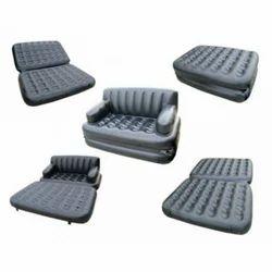 Black Plastic Best-Way 5 in 1 Air Sofa Bed