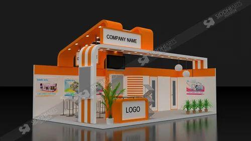 Exhibition Stand Art : Exhibition stand प्रदर्शनी स्टैंड trade show