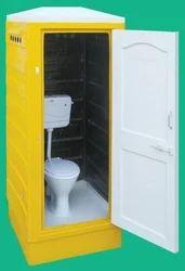 Mobile FRP Toilet