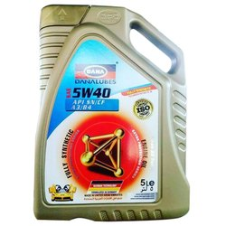 5W 40 Fully Synthetic Engine Oil