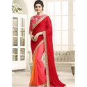 Ladies Stylish Plain Saree