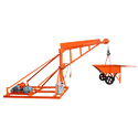 Material Hoist Machine
