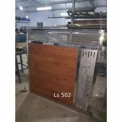 LS 502 Stainless Steel Gate